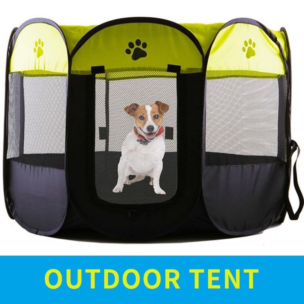 Cool Summer Portable Pet Dog House Cage Plegable Perro Gato Tienda de - Productos animales - foto 2