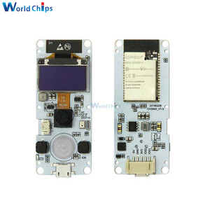 "Image 5 - ESP32 Cam ESP32 OV2640 Module Camera Dual Core Wrover Psram Wifi 0.96 ""Màn Hình OLED SSD1306 I2C BME280 Cảm Biến CP2104 cho Arduino"