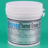 High-conductivity GD900 thermal grease silicone paste gray net weight 150 g barrel