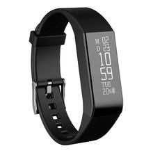 A6 Смарт Браслет Спорт Браслет IP68 Водонепроницаемый Bluetooth 4.0 часы SmartBand с ЧСС в режиме реального времени отслеживать Мониторы для IOS