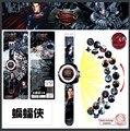 Marvel Super Heroes Iron Man,Spiderman,Batman 20Style Projector Watch Toys for Kids Children Slide Show Watchband