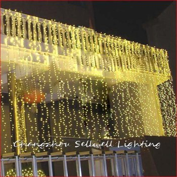 Artificial Christmas Tree Christmas Decorations For Home Great!wedding Celebration Product Door Decoration 3*8m Led Lamp H315