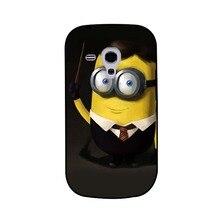 Harry Potter Custom Cute Funny Minion Plastic Hard UV Print Shell Skin Bag Case For Samsung Galaxy S3Mini