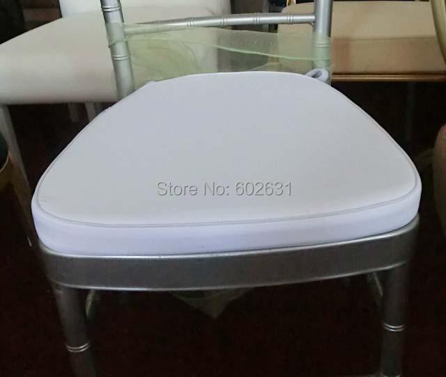 Soft Removable Seat Cuhion  For Chiavari Chair Wedding Chair Banquet Chair Napolean Chair