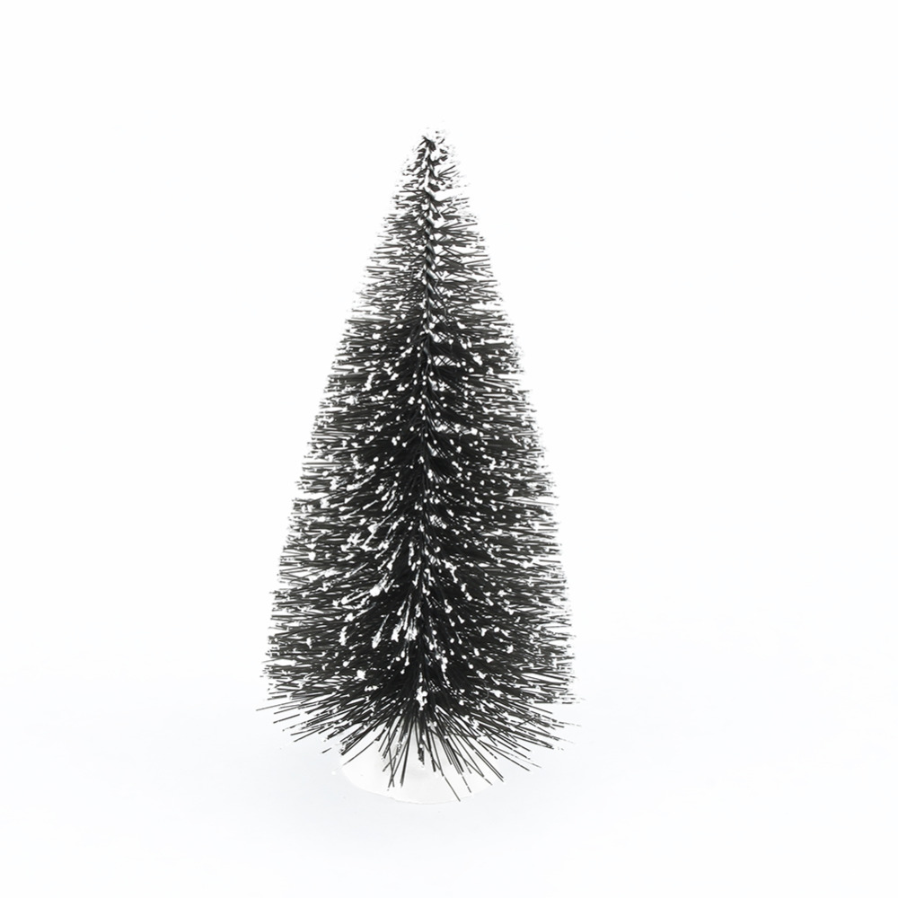 10PcLot Christmas Decoration Christmas Tree Small Pine Tree Place In The Desktop Mini Christmas Tree Holiday Party Home Decor