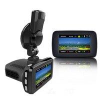 Car DVR GPS Built In Radar Detector 3 In 1 Radar Detector Dvr Russia Speedcam