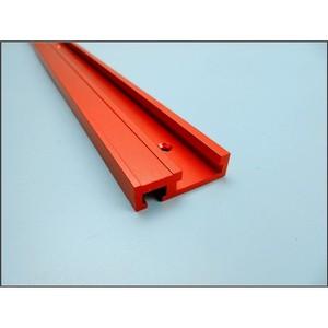 Image 2 - 400/600/800MM Universal Aluminium 45mm track Rutsche Drücker Elektrische Kreissäge Flip Tisch Holzbearbeitung DIY zubehör
