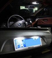 Canbus white LED Interior Kit for bmw E46 M3 318i 323i 325i 328i 330i 1999 - 2005 8pcs