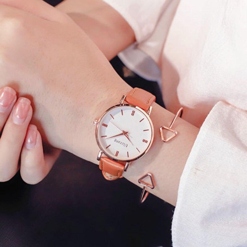 Fashion Casual Wild Women Watches 2018 Super Simple Ladies WristWatches Classic Women Dress Watch Female Watch Relogio Feminino