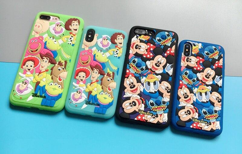 Stitch Family Case Iphone