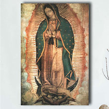 Broca quadrado completo 5d diy diamante virgem cristã maria pintura imagem bordado mosaico ponto cruz artesanato arte da parede decoração