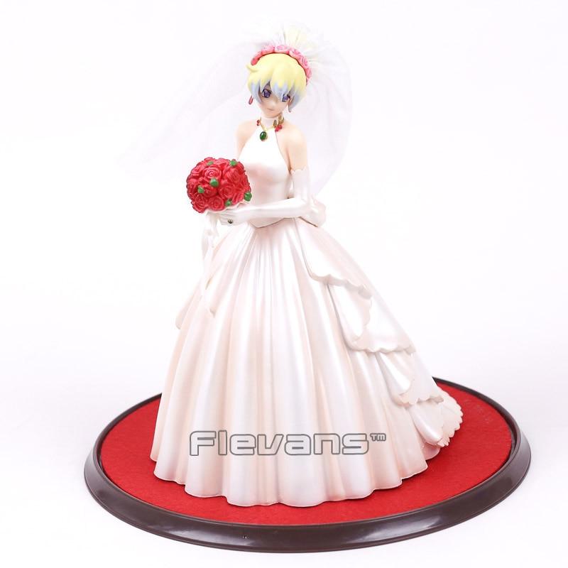 hito gurren lagann nia teppelin vestido de novia ver completa la figura