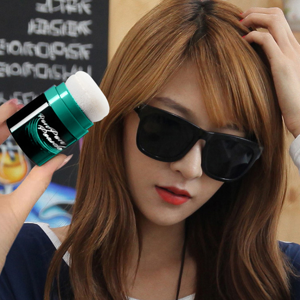 Utile moelleux mince poudre de cheveux poussière Hairspray augmente le Volume de cheveux capture coupe de cheveux unisexe modélisation poudre outil