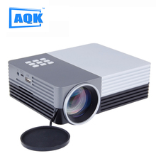 Projetor пико proyector а. в. vga микро sd hdmi проектор mini