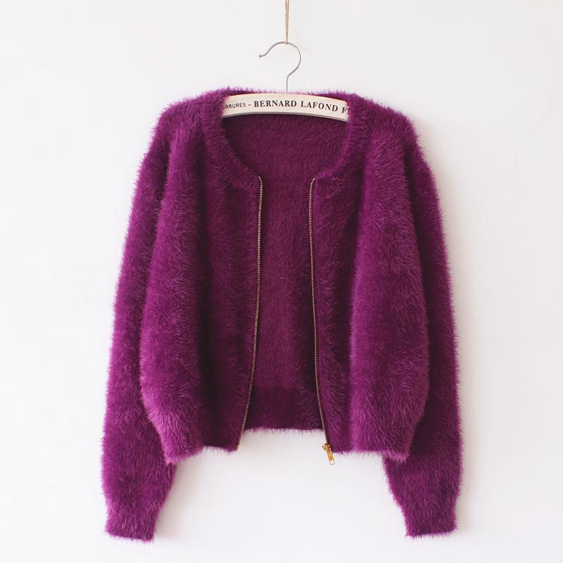 Buy purple cardigan women and get free shipping on AliExpress.com