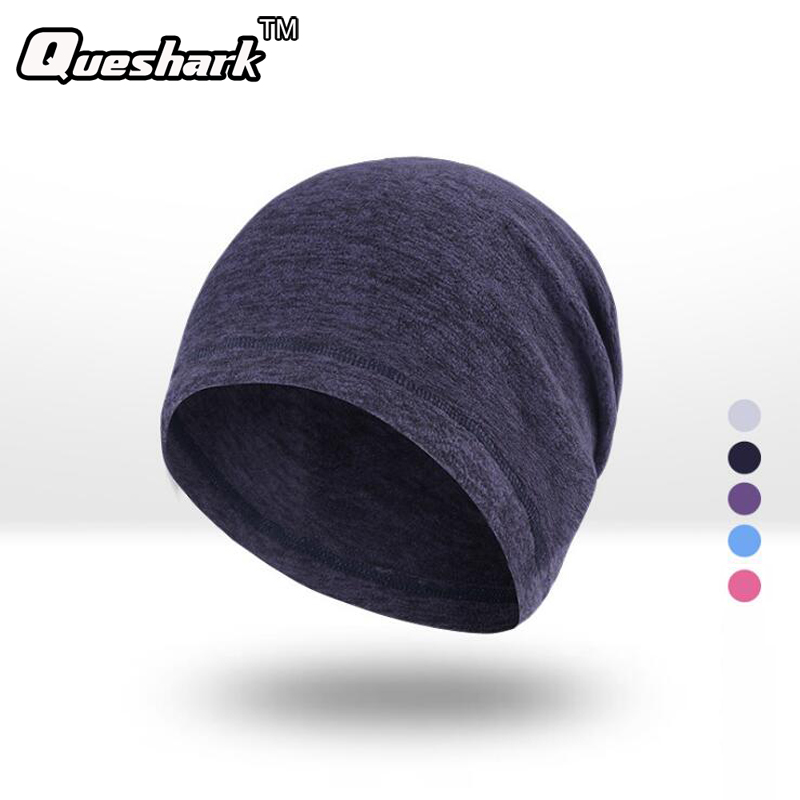 Winter Outdoor Sports Knitted Ski Hat Cycling Cap Hiking Riding Hat Windproof Thermal Fleece Warm Earmuffs Snow Cap Men Women goexplore neck scarf warm winter hat women caps men ski hat skullies beanies knitted hats snow outdoor sport fleece cap for male