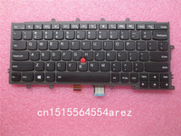 New Original laptop Lenovo ThinkPad X230S X240 X240S X250 X260 Backlit Keyboard with Trackpoint US English 04Y0900