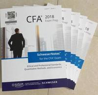 2018 CFA Уровень II schweser исследовании отмечается 2018 CFA Уровень II практика экзамены V1/V2 формула список