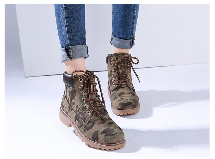 autumn Plush Snow Boots Women Wedges Knee-high Slip-resistant Boots Thermal Female Cotton-padded Shoes Warm Size G2W 21