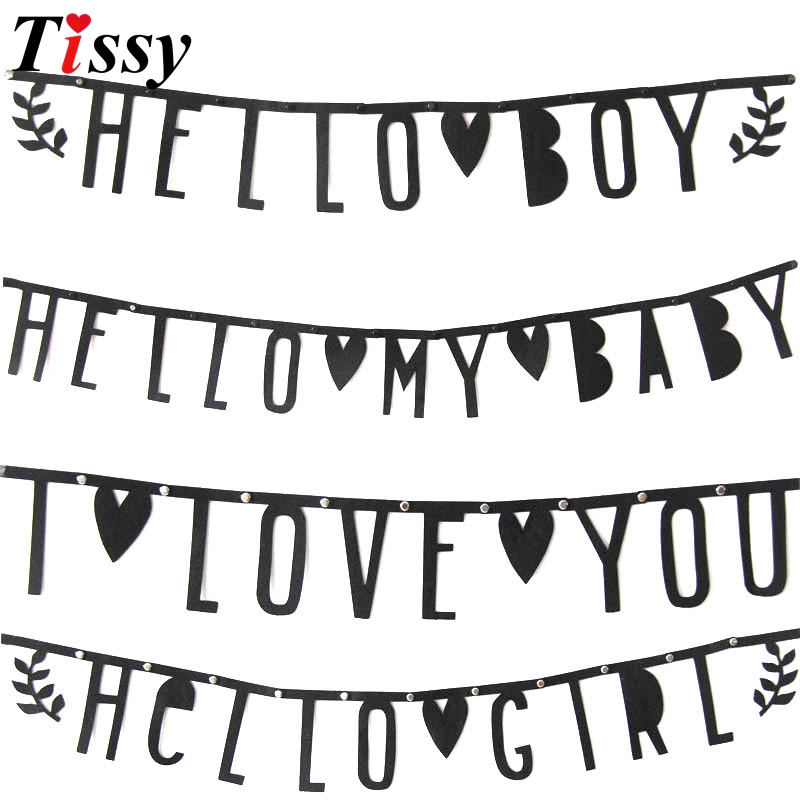 Personalised Bunting Labels Handmade By Business Flag Stickers Address 208