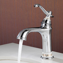 New Single Pull Out Kitchen Faucet Bathroom Sink Faucet Oil Rubbed Bronze Gold Chrome white mixing