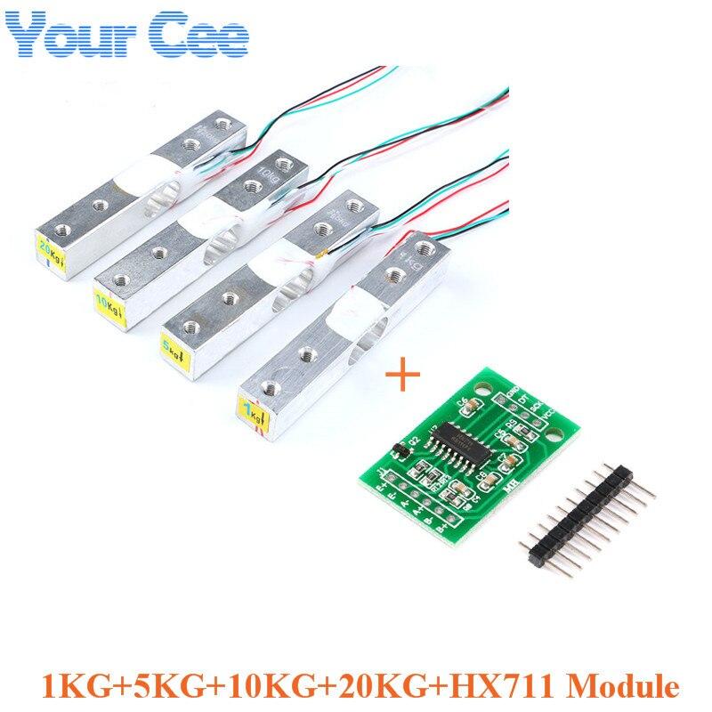 5kg Aluminum Metric Miniature Sensor for Electronic Balances Brecknell 1B-5kg Pack of 10 pcs