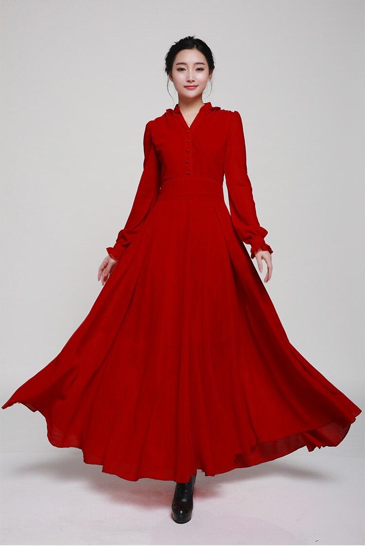 Popular Red Empire Waist Dress-Buy Cheap Red Empire Waist Dress ...