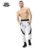 Boydyengineers Fitness Brothers BE Spring Fall New Recreational Fitness Pants Muscle Shape Men Sports Pants
