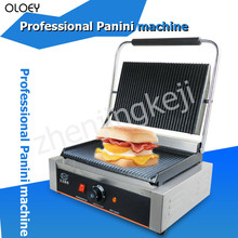 Commercial Electric Oven Double-sided Heating Automatic Constant Temperature steak Machine Panini Machine Toaster multifunctional electric mini sandwich makers grilling panini plate toaster steak hamburger breakfast machine barbecue oven eu