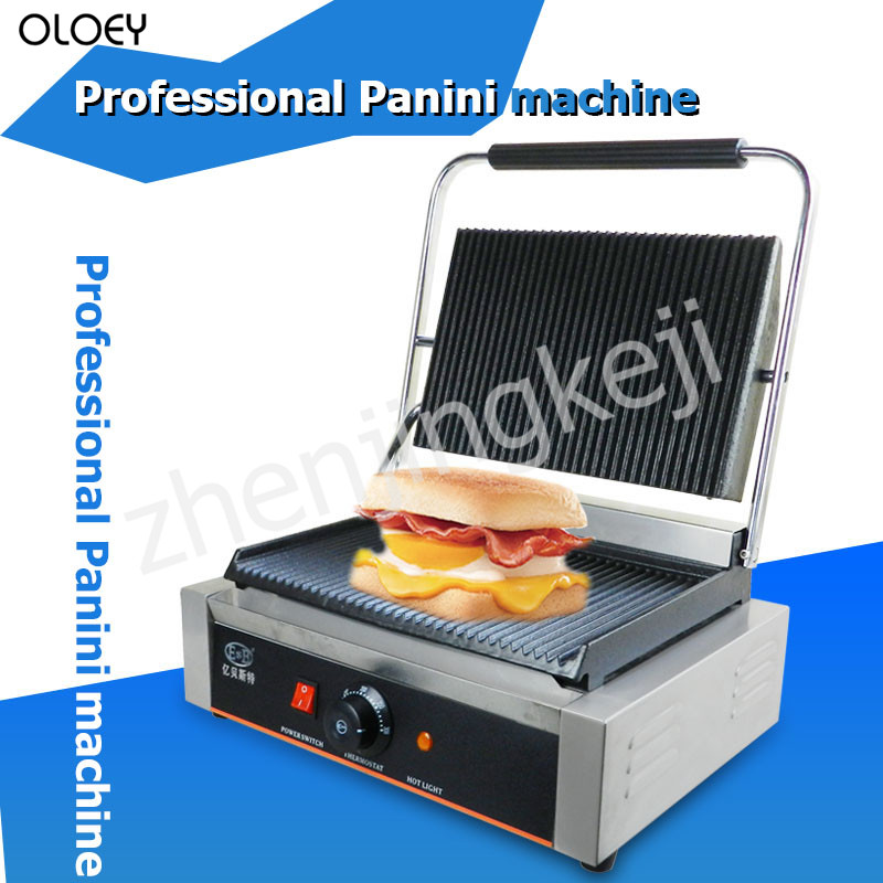 Commercial Electric Oven Double-sided Heating Automatic Cons