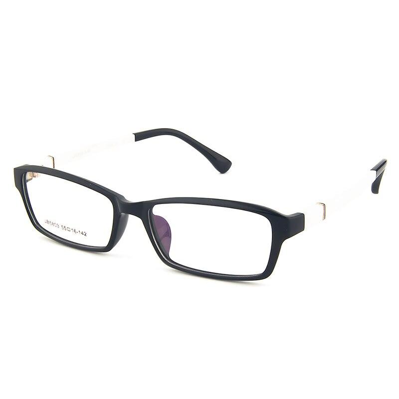 Gmei Optische JB5803 Rechteck Vollrand Flexible Tr 90 Brillen für ...