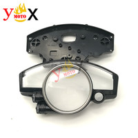 Speedometer Case Odometer Gauge Instrument Cover Holder Tachometer Housing for Yamaha YZF 600 R6 2006 2012 YZF 1000 R1 2004 2006