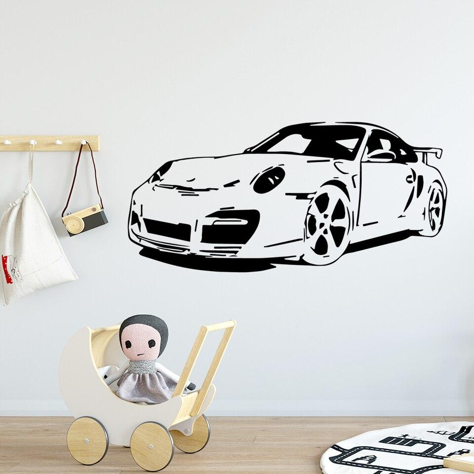 Speedometer Wall Mural Decal Self Adhesive Decor Vinyl Decoration Sticker