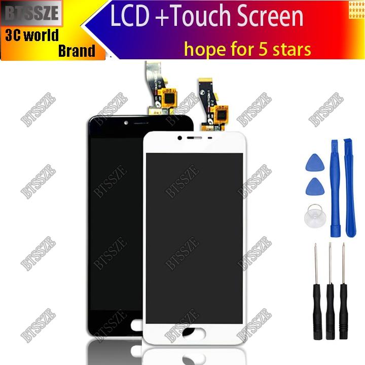 imágenes para Para Meizu m3 min Pantalla LCD Táctil Digitalizador Asamblea Y685C Y685Q Y685M Y685H Para MEIZU M3 mini Reemplazo LCD