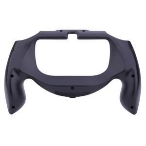 Image 4 - المضادة للانزلاق البلاستيك قبضة مقبض حافظة حامل قوس الغطاء الواقي لعبة اكسسوارات لسوني PSV PS Vita 1000 تحكم