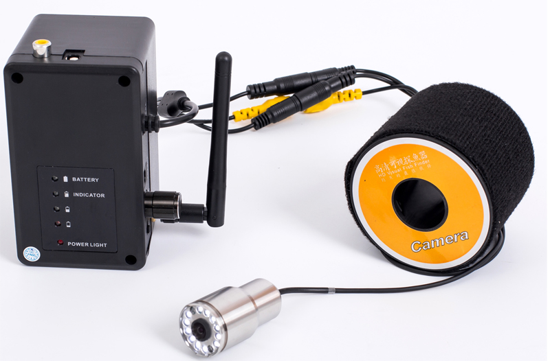 WF13W 15 м 30 м 50 м wifi рыболокатор видео камера 7 дюймов ЖК-монитор HD 1000TVL подводный лед Рыбалка камера для IOS Android APP