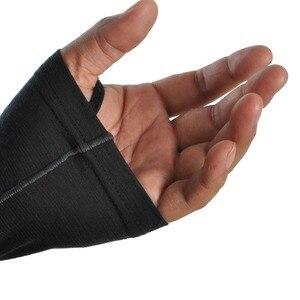 Image 4 - ผู้ชายกีฬาฟิตเนสกลางแจ้ง Merino Wool Blend แขนยาว bottoming Breathable และ Quick drying