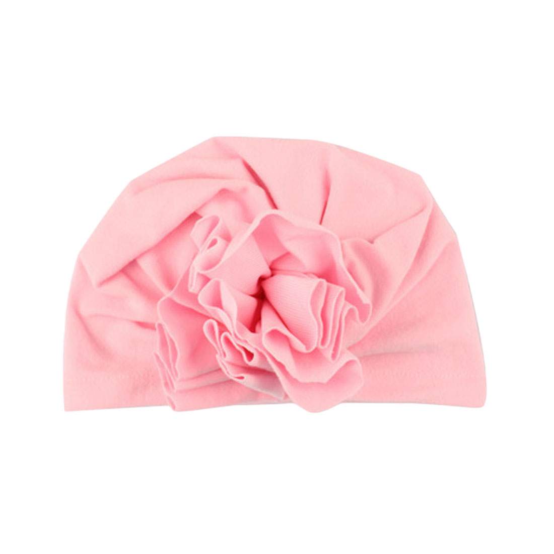 Baby Cotton Soft Hats Top Knot Turban Girl Summer Beanies Kids Newborn Cap for Girls