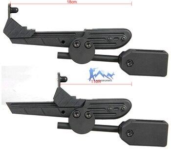 PPT IPSC Airsoft kılıf 4 renk taktik tabanca IPSC stil evrensel CR hız kılıf 1911in tabancası aksesuarları OS7-0021
