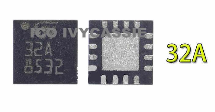 32B 32A لسامسونج N910F G9008V شاشة الكريستال السائل IC ل Meizu MX5 R9S LCD الخلفية ضوء التحكم رقاقة 16 دبابيس