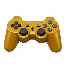 Controller Wireless Gamepad for Play Station 3 Joystick Wireless Console for Dualshock 3 SIXAXIS Controller For SONY PS3 original rechargeable li ion battery pack lip1472 for sony ps3 dualshock 3 wireless controller replacement part new edition