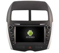 HD 1024*600 2GB RAM Quad Core Android 6.0 PC Car DVD GPS HEAD UNITS For Peugeot 4008 Mitsubishi ASX RVR Outlander Sport radio
