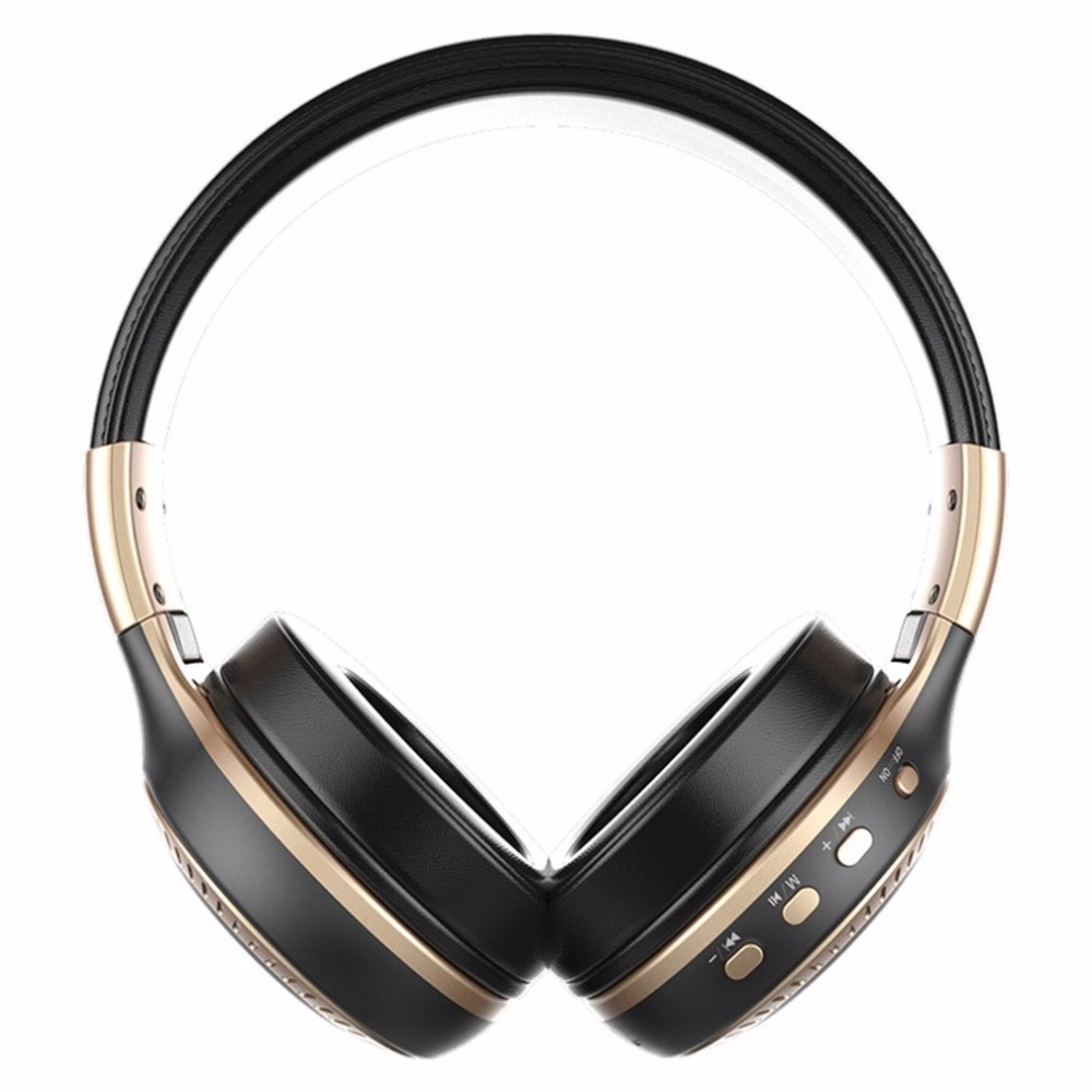 ZEALOT B19 Wireless Headset Bluetooth Head Wear With High Fidelity Stereo Headphones Earphones Built-in Mic For Phone Calls