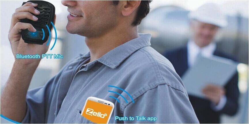 Push-to-talk app zello now available in windows phone store.