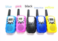 oppxun2X portable Kids Walkie Talkie Pair pmr Radio Station For Amateur CB Radio Mobile Radio Transceiver Intercomunicador T388