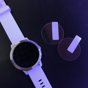 Image 3 - 5 Pcs/Lot For Garmin Vivoactive3 Tempered Glass 9H 2.5D Premium Screen Protector Film For Garmin Vivoactive 3 Smart Watch