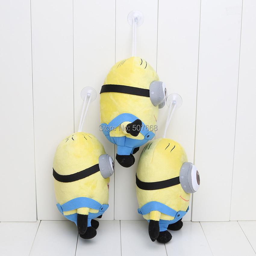 гадкий я в 3D глаза кино плюшевые игрушки хорхе стюарт дэйв плюшевые мягкие подвесные игрушки куклы 16 см