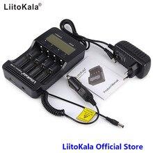 LiitoKala lii 100 Lii 202 lii 402 lii 500 18650 แบตเตอรี่เครื่องชาร์จ 1.2 V 3.7 V AA/AAA 26650 10440 14500 16340 18350 smart charger
