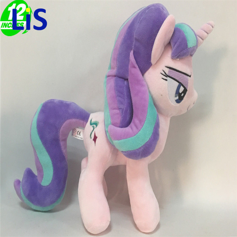 30cm Anime Friendship is Magic Unicorn Plush unicorn Toy Cartoon Horse Stuffed Toys for Children Beanie Boos Unicornio Pelucia