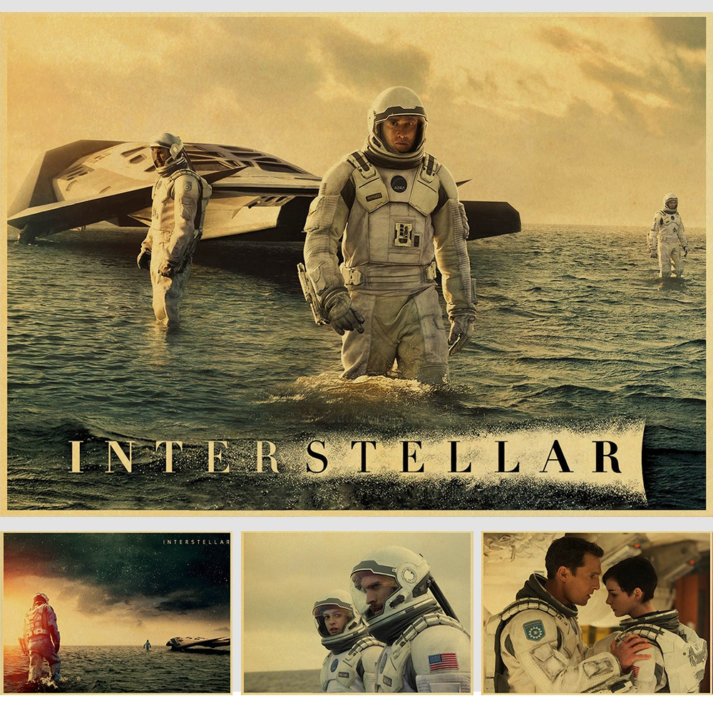Anne Hathaway And Matthew Mcconaughey Movies: Science Fiction Movies Interstellar Matthew McConaughey